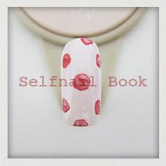 121014セルフジェルネイル簡単小花柄アートやり方05