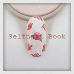 121014セルフジェルネイル簡単小花柄アートやり方06