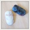 大理石ネイルのやり方|たった2色で完成!セルフでも描ける簡単な方法