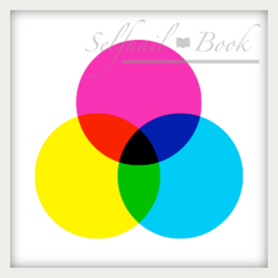 三原色でカラー作りが無限に!ジェルネイルの色調合に役立つ知識1