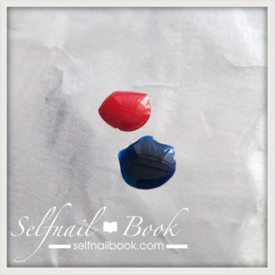 ジェルネイルの自作カラー混色表とメリット・デメリット2