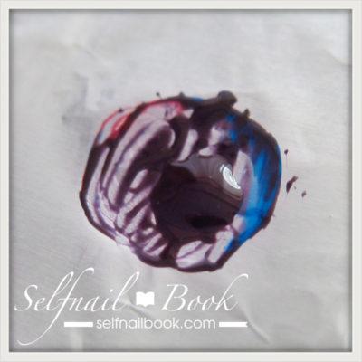 ジェルネイルの自作カラー混色表とメリット・デメリット3