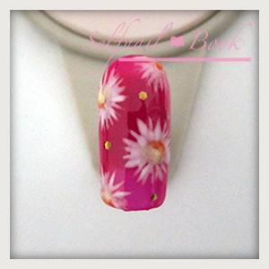 300515セルフジェルネイル簡単!花柄マーガレットネイルのやり方08