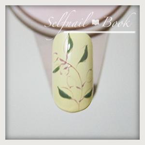 110615セルフジェルネイル南フランス陶器風アートのやり方03