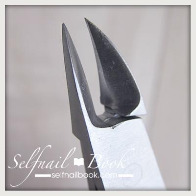 レビュー|ニッパー型の爪切り6