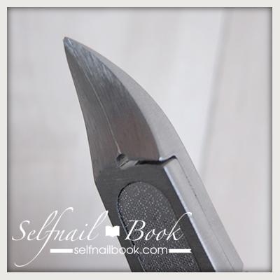 レビュー|ニッパー型の爪切り7
