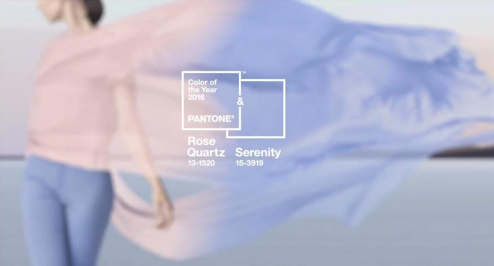 2016年の流行色!PANTONE「ローズクォーツとセレニティ」3