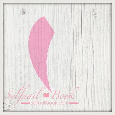 ジェルネイルで描く「桜のアート」のやり方11