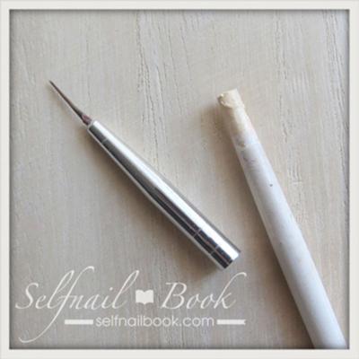 ジェルネイルブラシのお手入れ方法と筆の寿命について7