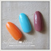 カラーチャート|ボヘミアンネイルに使える3色!ネイル工房5