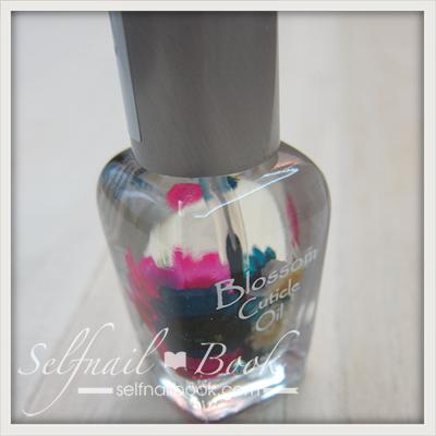 かわいい♪Blossom ブロッサム キューティクルオイルをもらいました!1