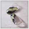 蝶ネイルの描き方|エッジィな大人アートで魅せるバタフライ柄のやり方2