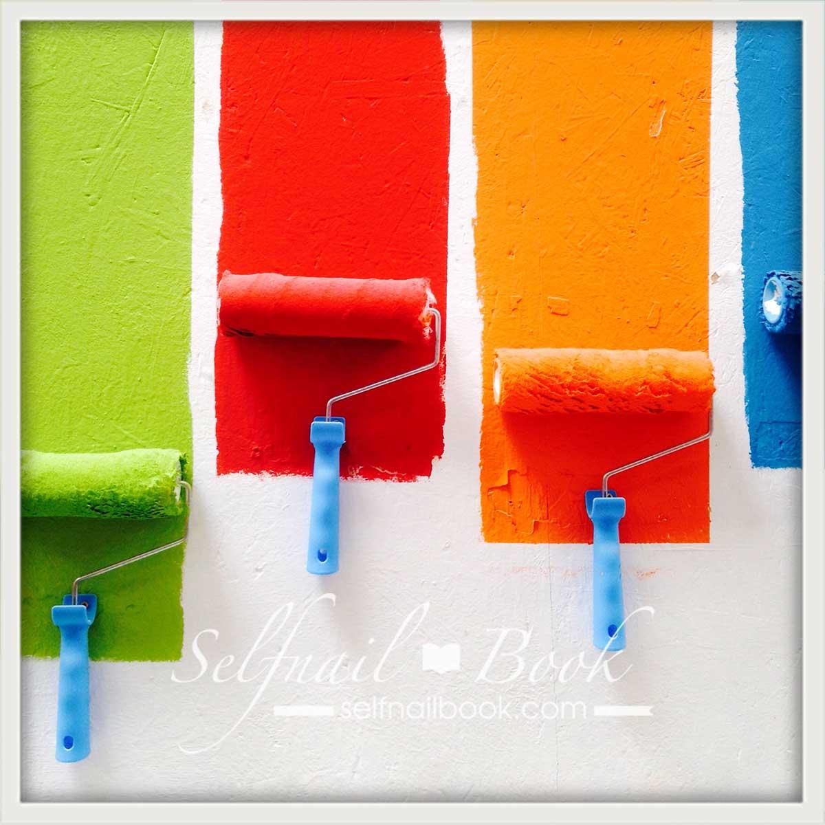 ジェルネイルの塗り方|キレイな仕上がりと持ちを良くするコツ