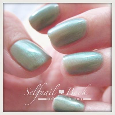 ネイルトレンドカラー緑3